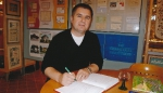2012-09-20 Jaroslaw Platunski, Pfarrer Reiden