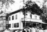 Gasthaus zur Eisenbahn 1907